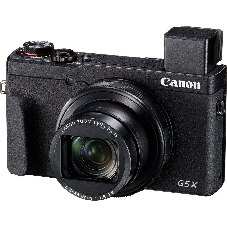 Canon PowerShot G5X Mark II 20.1 Megapixel Compact Camera