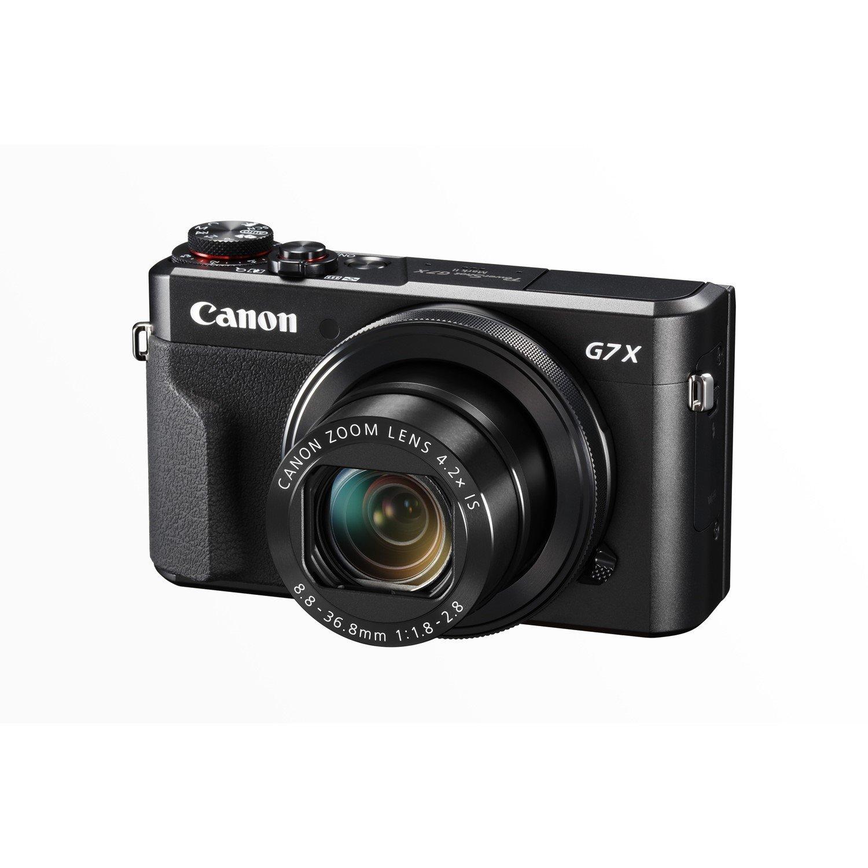 Canon PowerShot G7 X Mark II 20.1 Megapixel Compact Camera