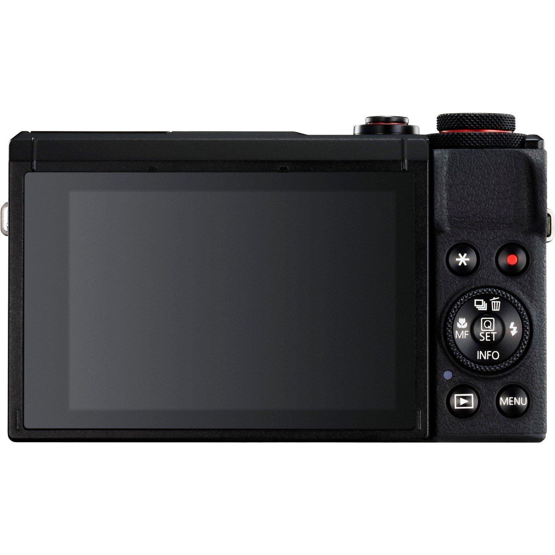 Canon PowerShot G7 X Mark III 20.1 Megapixel Compact Camera - Black
