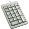 Cherry G84-4700 Mechanical Keypad - Cable Connectivity - Light Grey