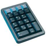 CHERRY G84-4700 ML Keypad - Cable Connectivity - Black
