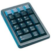 CHERRY G84-4700 Keypad - Cable Connectivity - USB Interface - English (US) - Black
