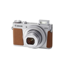 Canon PowerShot G9 X Mark II 20.1 Megapixel Compact Camera - Silver