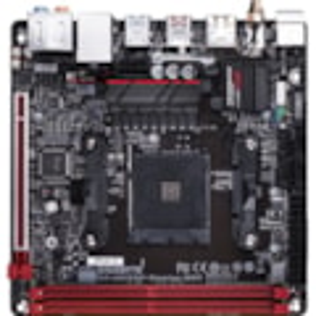 Gigabyte Ultra Durable GA-AB350N-Gaming WIFI Desktop Motherboard - AMD Chipset - Socket AM4