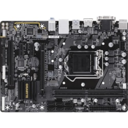Gigabyte Ultra Durable GA-B250M-HD3 Desktop Motherboard - Intel Chipset - Socket H4 LGA-1151
