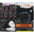 Aorus Ultra Durable GA-Z270X-Gaming 9 Desktop Motherboard - Intel Chipset - Socket H4 LGA-1151
