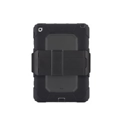 Griffin Survivor All-Terrain Case for iPad (2017) - Smoke, Black