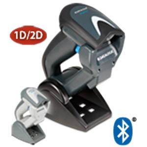 Datalogic Gryphon GBT4430 Handheld Barcode Scanner Kit - Wireless Connectivity - Black