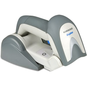 Datalogic Gryphon GBT4430 Handheld Barcode Scanner Kit - Wireless Connectivity - White