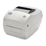 Zebra GC420t Direct Thermal/Thermal Transfer Printer - Monochrome - Desktop - Label Print
