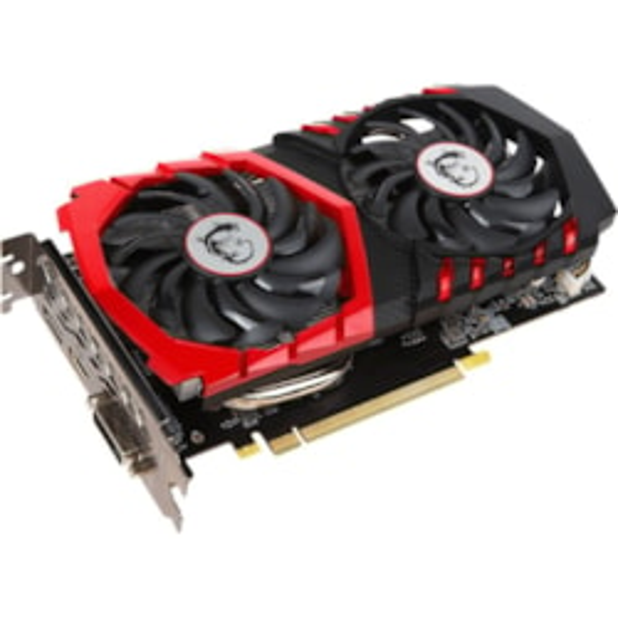 MSI GeForce GTX 1050 Ti GAMING X 4G GeForce GTX 1050 Ti Graphic Card - 1.49 GHz Core - 1.38 GHz Boost Clock - 4 GB GDDR5