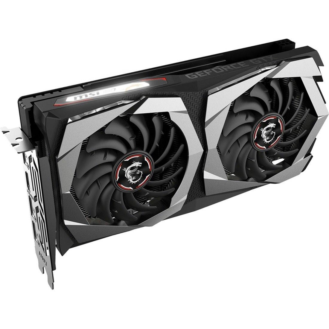MSI GeForce GTX 1650 SUPER GAMING X GeForce GTX 1650 SUPER Graphic Card - 4 GB GDDR6