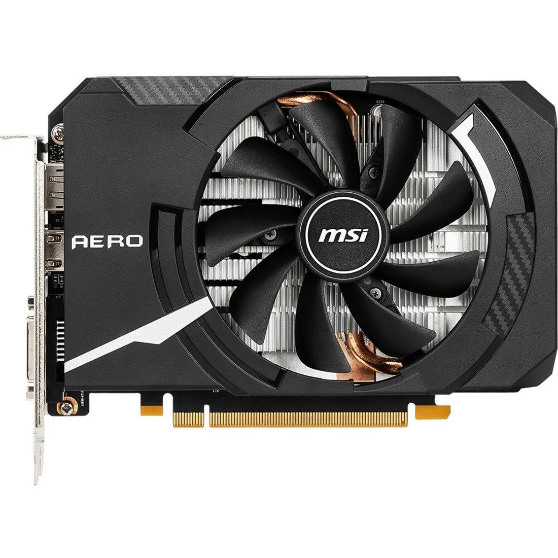 MSI AERO GEFORCE GTX 1660 SUPER AERO ITX OC GeForce GTX 1660 SUPER Graphic Card - 6 GB GDDR6
