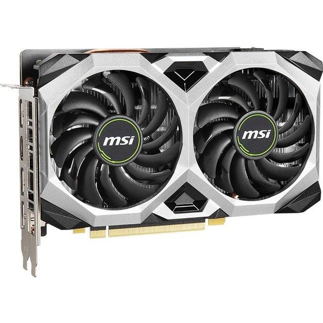 MSI VENTUS GEFORCE GTX 1660 SUPER VENTUS XS OC GeForce GTX 1660 SUPER Graphic Card - 6 GB GDDR6