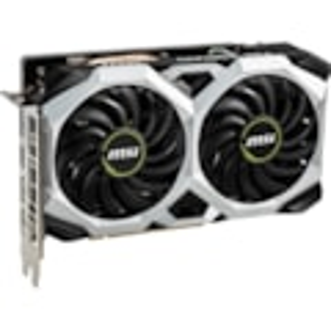 MSI VENTUS GeForce GTX 1660 Ti VENTUS XS 6G OC GeForce GTX 1660 Ti Graphic Card - 6 GB GDDR6