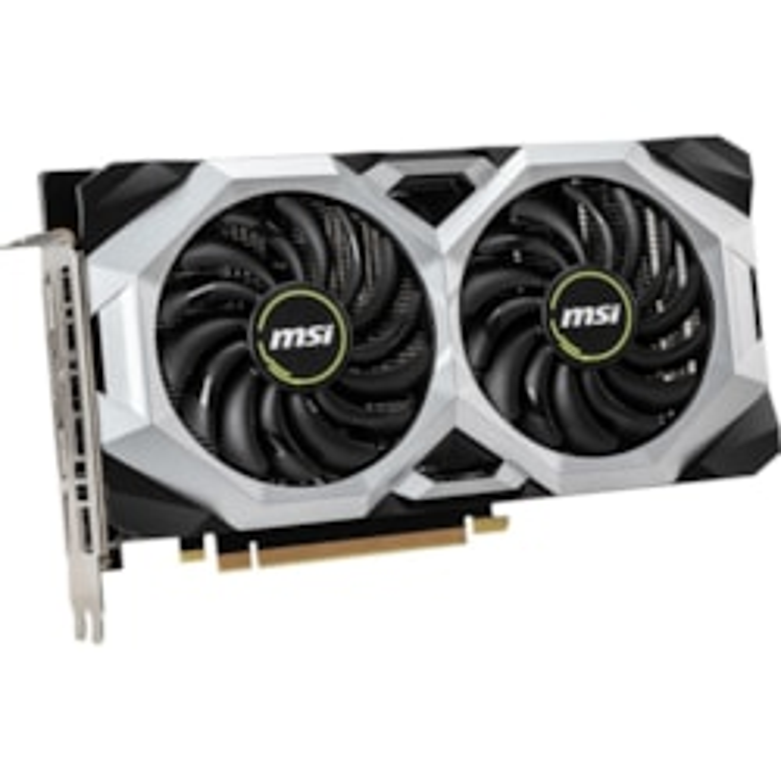 MSI VENTUS GEFORCE RTX 2060 SUPER VENTUS OC GeForce RTX 2060 SUPER Graphic Card - 8 GB GDDR6