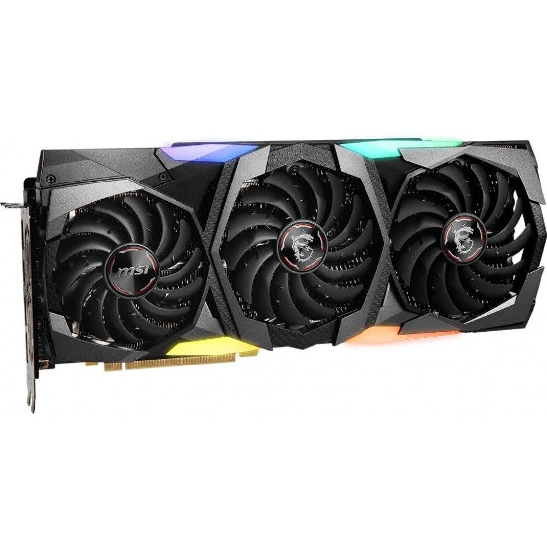 MSI GeForce RTX 2070 SUPER GAMING X TRIO GeForce RTX 2070 SUPER Graphic Card - 8 GB GDDR6