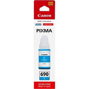 Canon GI-690C Ink Refill Kit - Cyan - Laser