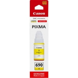 Canon GI-690Y Ink Refill Kit - Yellow - Inkjet