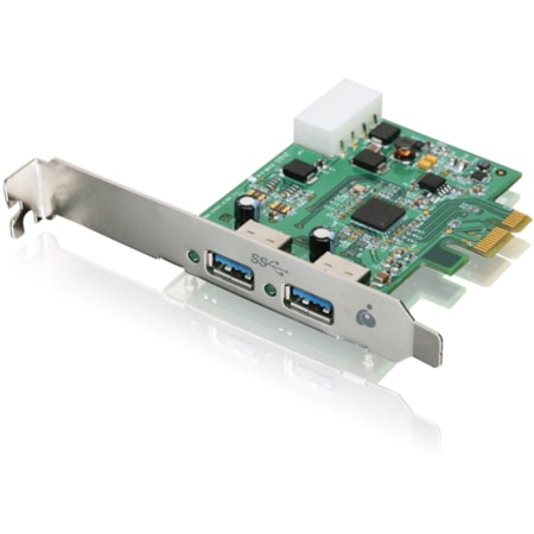 IOGEAR GIC320U USB Adapter - PCI Express 2.0 - Plug-in Card