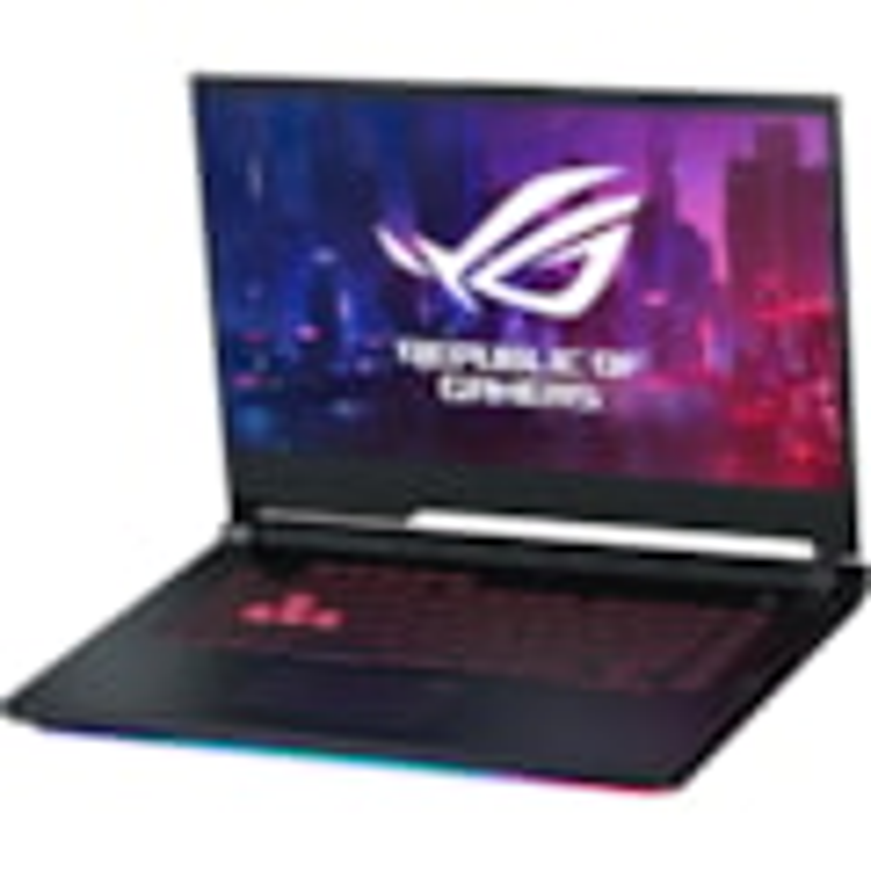"Asus ROG Strix GL531GT-AL018T 39.6 cm (15.6"") Gaming Notebook - 1920 x 1080 - Core i7 i7-9750H - 16 GB RAM - 512 GB SSD - Black"