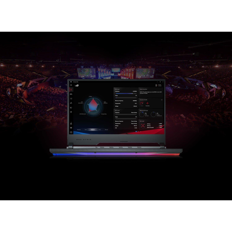 "Asus ROG Strix SCAR III GL531GV-AZ201T 39.6 cm (15.6"") Gaming Notebook - 1920 x 1080 - Core i7 i7-9750H - 16 GB RAM - 512 GB SSD"