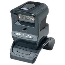 Datalogic Gryphon GPS4490 Desktop Barcode Scanner - Cable Connectivity - Black