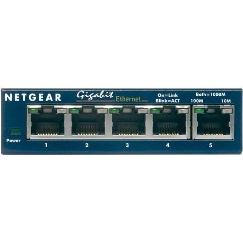 Netgear ProSafe GS105 5 Ports Ethernet Switch