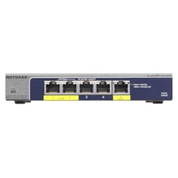 Netgear ProSafe GS105PE 5 Ports Manageable Ethernet Switch