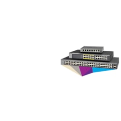 Netgear GS108PE 8 Ports Manageable Ethernet Switch