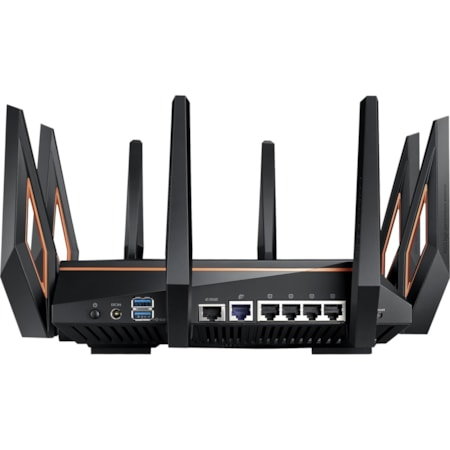 ROG Rapture GT-AX11000 IEEE 802.11ax Ethernet Wireless Router