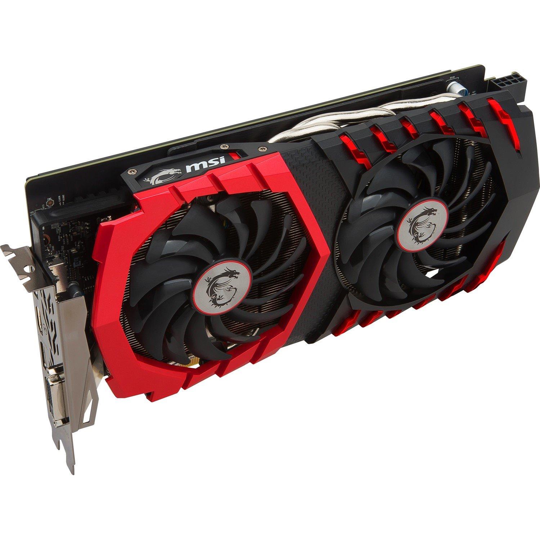 MSI GTX 1060 GAMING X 6G GeForce GTX 1060 Graphic Card - 1.59 GHz Core - 1.81 GHz Boost Clock - 6 GB GDDR5