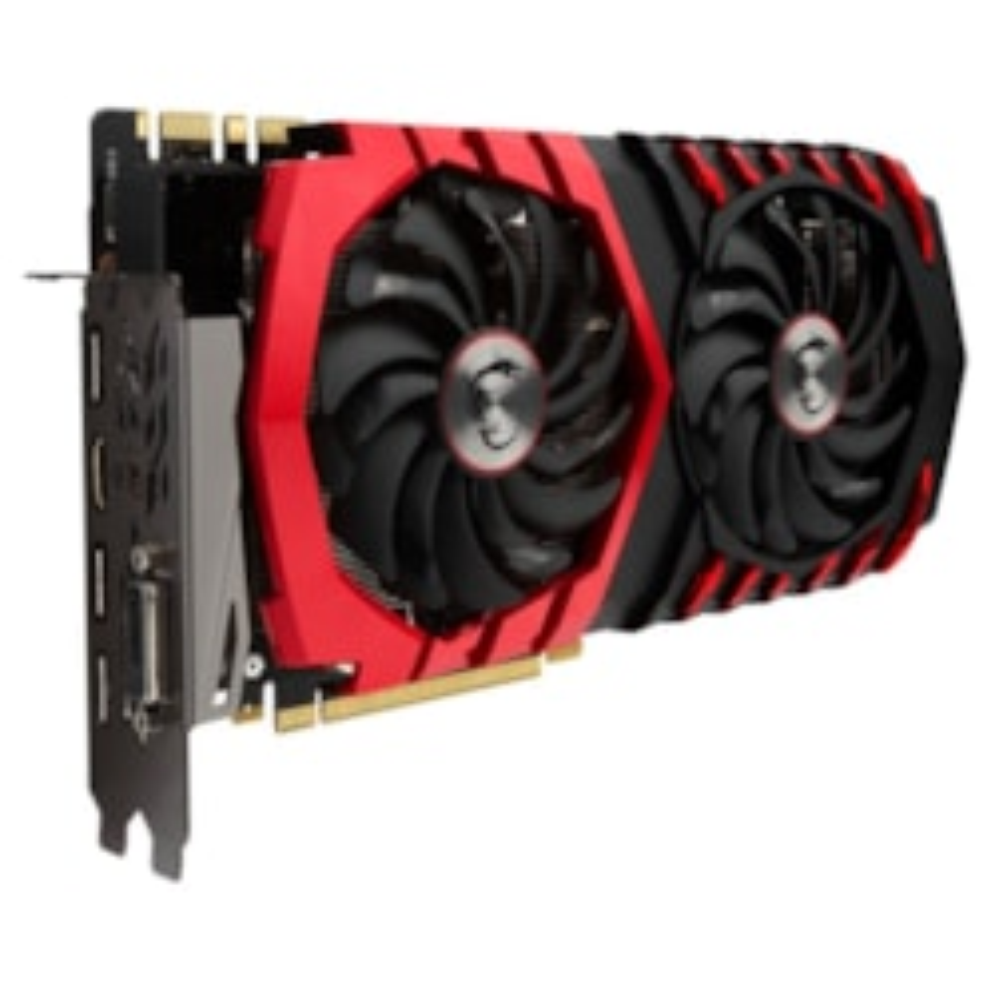 MSI GTX 1080 GAMING X 8G GeForce GTX 1080 Graphic Card - 8 GB GDDR5X