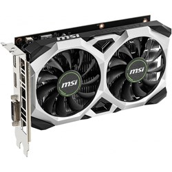 MSI VENTUS GTX 1650 VENTUS XS 4G OC GeForce GTX 1650 Graphic Card - 4 GB GDDR5