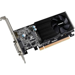 Gigabyte Ultra Durable 2 GV-N1030D5-2GL GeForce GT 1030 Graphic Card - 1.25 GHz Core - 1.51 GHz Boost Clock - 2 GB GDDR5 - Low-profile