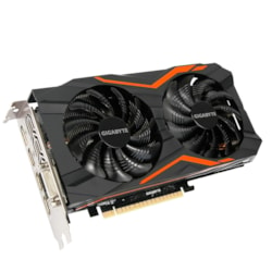 Gigabyte Ultra Durable VGA GV-N105TG1 GAMING-4GD GeForce GTX 1050 Ti Graphic Card - 1.39 GHz Core - 1.51 GHz Boost Clock - 4 GB GDDR5