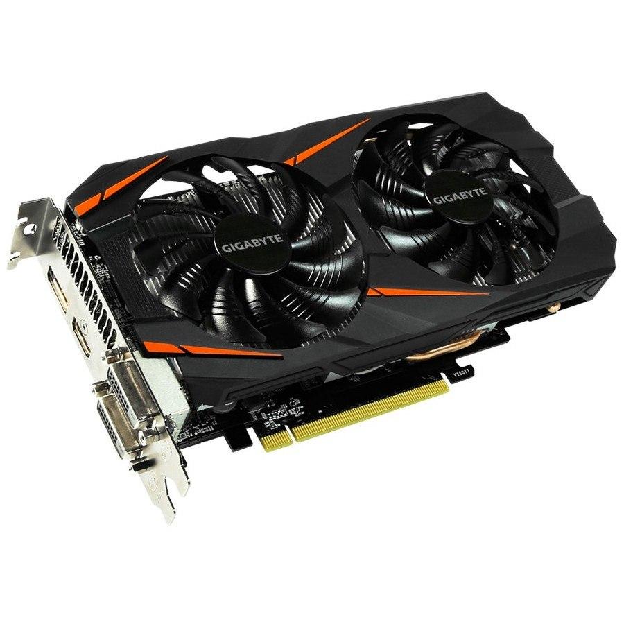 Gigabyte Ultra Durable VGA GV-N1060WF2OC-3GD GeForce GTX 1060 Graphic Card - 3 GB GDDR5