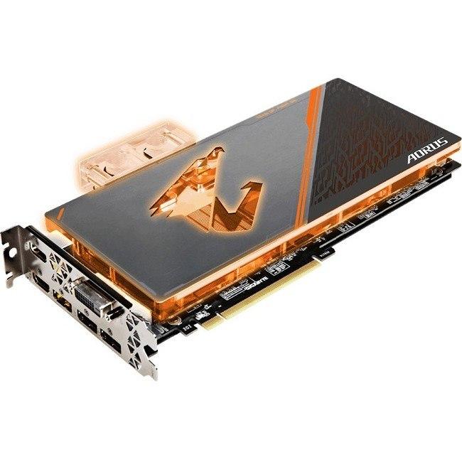 Aorus GV-N108TAORUSX WB-11GD GeForce GTX 1080 Ti Graphic Card - 11 GB GDDR5X