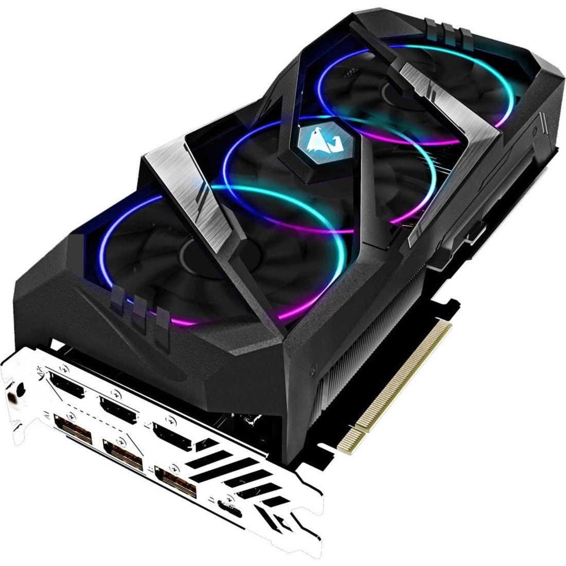 Aorus GV-N207SAORUS-8GC GeForce RTX 2070 SUPER Graphic Card - 8 GB GDDR6