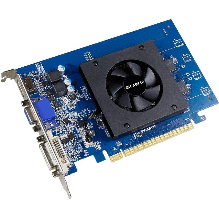 Gigabyte Ultra Durable 2 GV-N710D5-1GI GeForce GT 710 Graphic Card - 954 MHz Core - 1 GB GDDR5