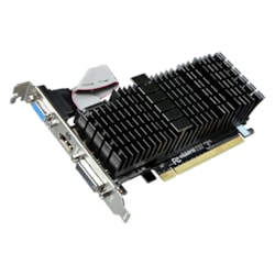 Gigabyte GV-N710SL-1GL GeForce GT 710 Graphic Card - 954 MHz Core - 1 GB GDDR3 - Low-profile