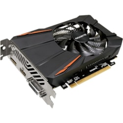 Gigabyte Ultra Durable 2 GV-RX550D5-2GD Radeon RX 550 Graphic Card - 1 GPUs - 1.18 GHz Core - 1.20 GHz Boost Clock - 2 GB GDDR5
