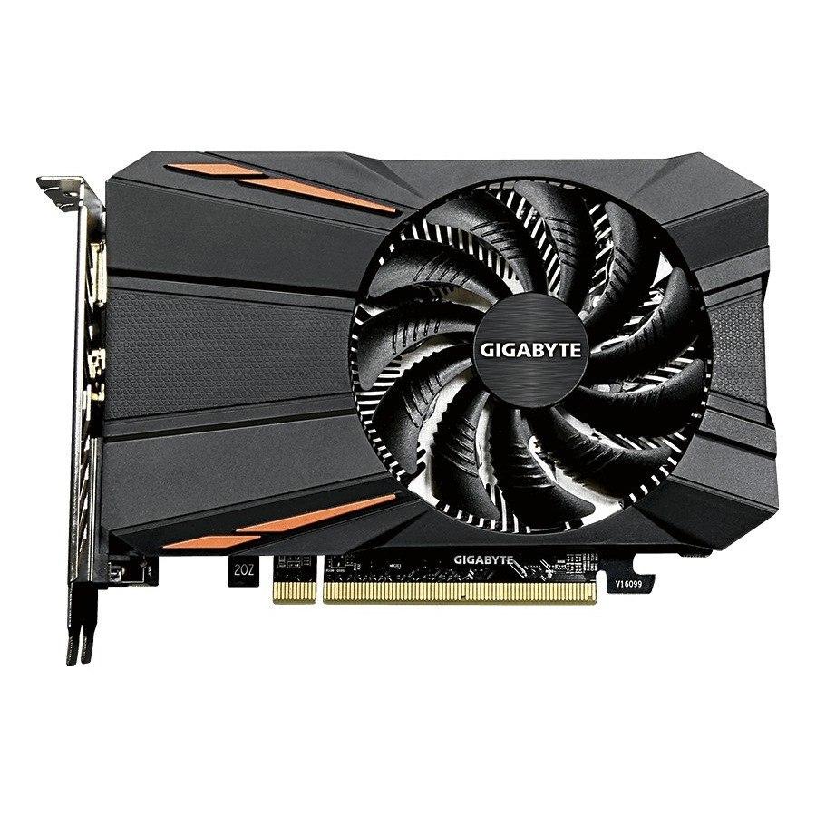 Gigabyte Ultra Durable 2 GV-RX560OC-4GD Radeon RX 560 Graphic Card - 1.19 GHz Core - 1.20 GHz Boost Clock - 4 GB GDDR5