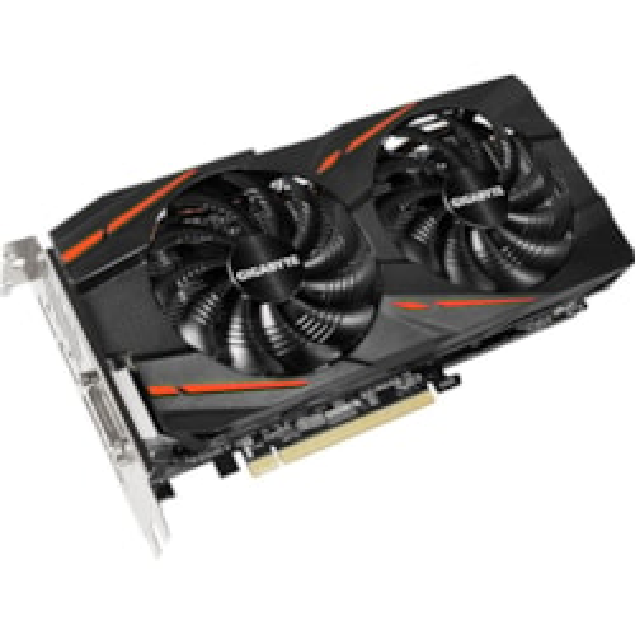 Gigabyte GV-RX570GAMING-4GD Radeon RX 570 Graphic Card - 4 GB GDDR5