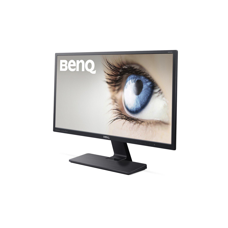 "BenQ GW2470ML 60.5 cm (23.8"") Full HD LED LCD Monitor - 16:9 - Textured Black, Glossy Black"