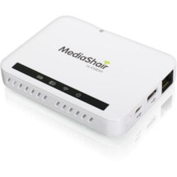 IOGEAR MediaShair 2 GWFRSDU2 Flash Reader - 1 Pack