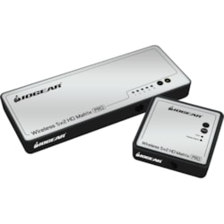 IOGEAR Audio/Video Switchbox - Wireless