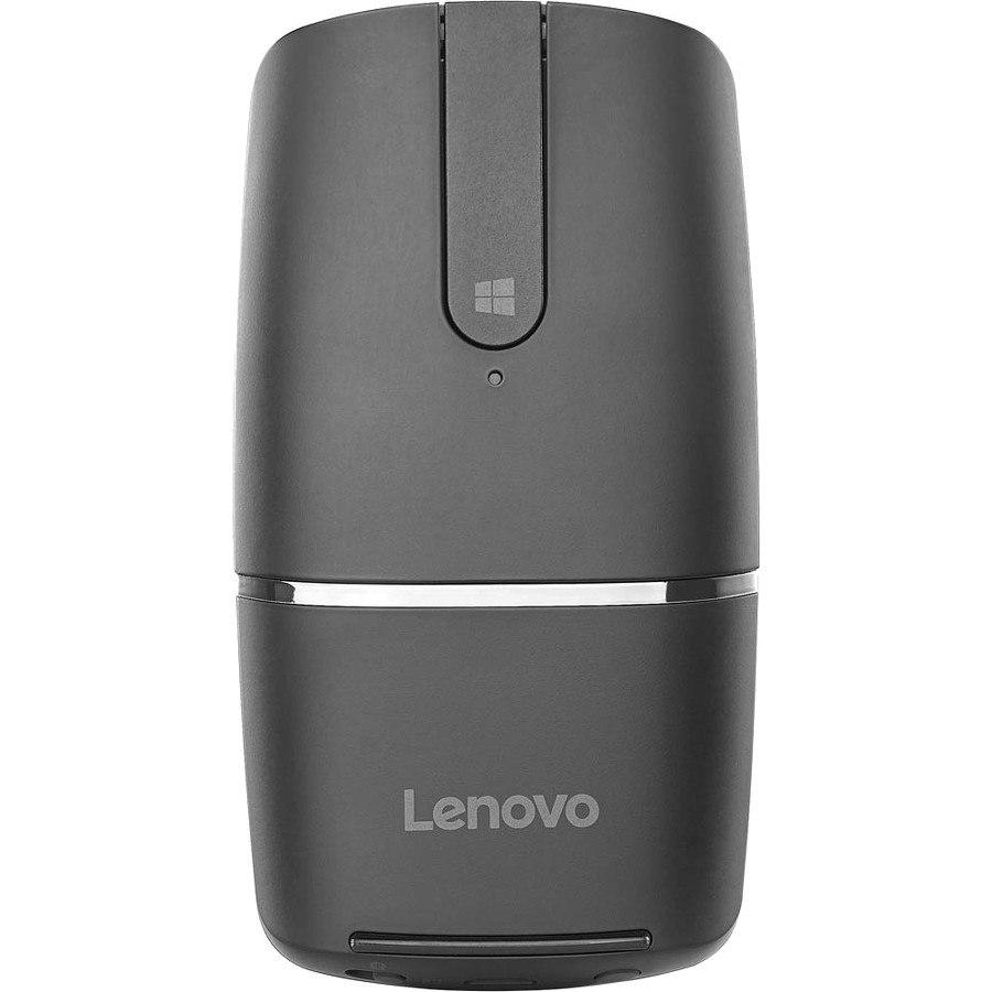 Lenovo YOGA Mouse - Optical - Wireless - Black