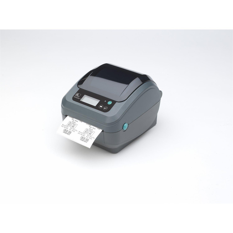 Zebra GX420d Direct Thermal Printer - Monochrome - Desktop - Label Print