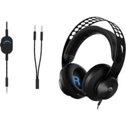 Lenovo Legion H300 Wired Over-the-head Stereo Headset - Black